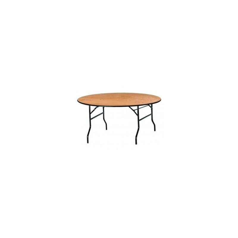 table ronde tarragone table ronde pliante table ronde pour salle des f tes. Black Bedroom Furniture Sets. Home Design Ideas
