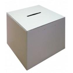 Visuel de l'urne de vote en carton
