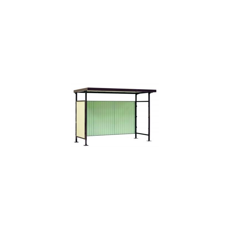 abri bus parme dmc direct. Black Bedroom Furniture Sets. Home Design Ideas