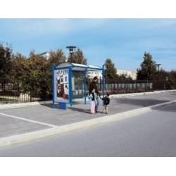 Visuel de l'arrêt de bus Lot