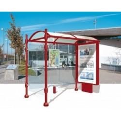 Visuel de l'arrêt de bus Var