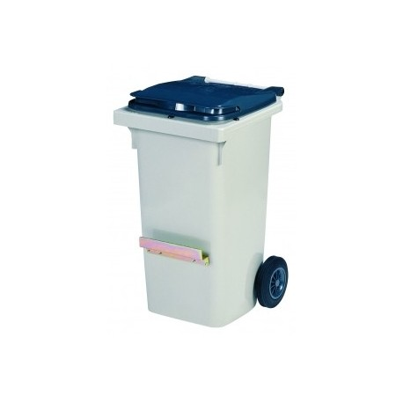 Visuel de la poubelle conteneur