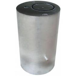 Visuel du fourreau d'amovibilité pour potelet extérieur