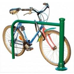Visuel du support pour vélo et moto