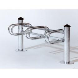 Visuel du râtelier pour vélos