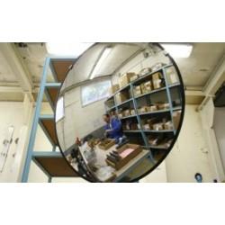 Visuel du miroir de sécurité et de surveillance