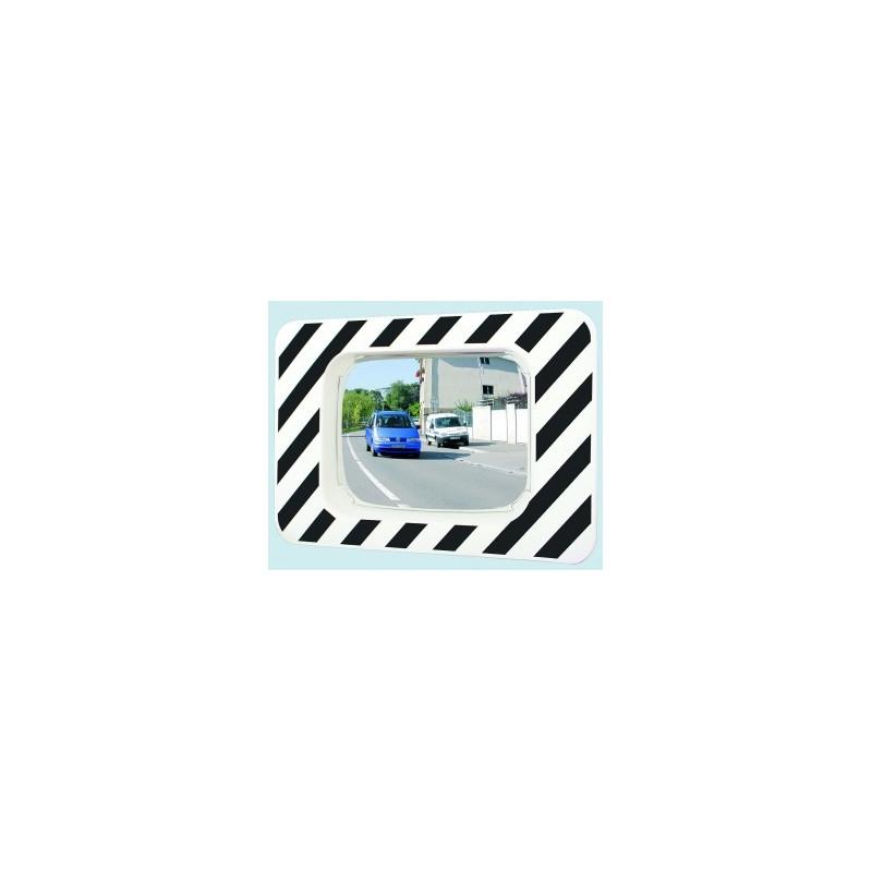 Visuel du miroir de sécurité routière