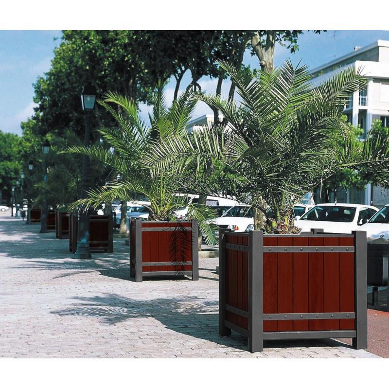 Visuel du bac à palmier Sarlat