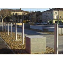 Visuel de la borne urbaine Andria