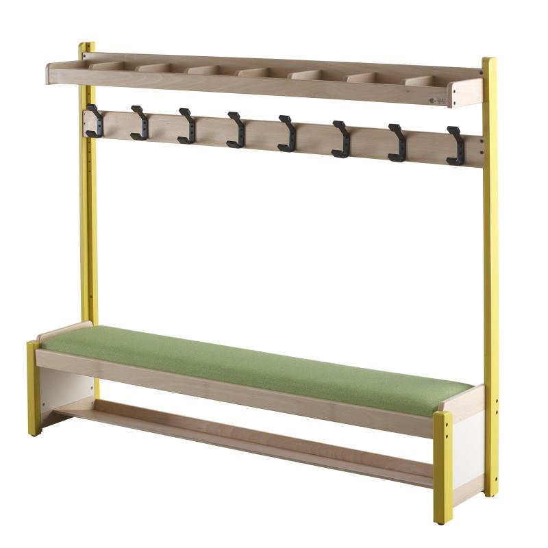 banc vestiaire dmc direct. Black Bedroom Furniture Sets. Home Design Ideas