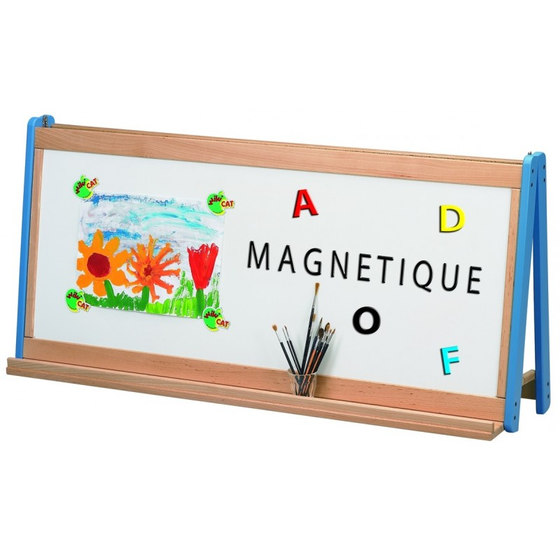 Chevalet mural magn tique dmc direct - Tableau magnetique mural ...