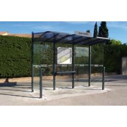 Visuel de l'arrêt de bus Conviviale