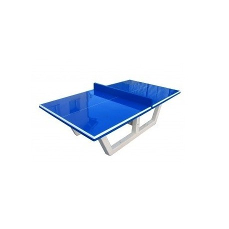 Table de ping pong beton table ping pong exterieur table - Table de ping pong exterieur en beton ...