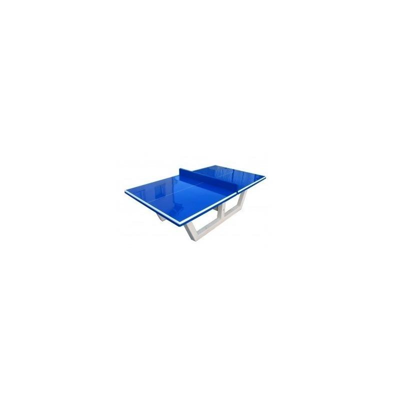 Visuel de la table de tennis de table en béton