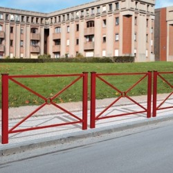 Visuel de la barrière urbaine Pagode