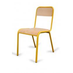 Visuel de la chaise scolaire pour écolier