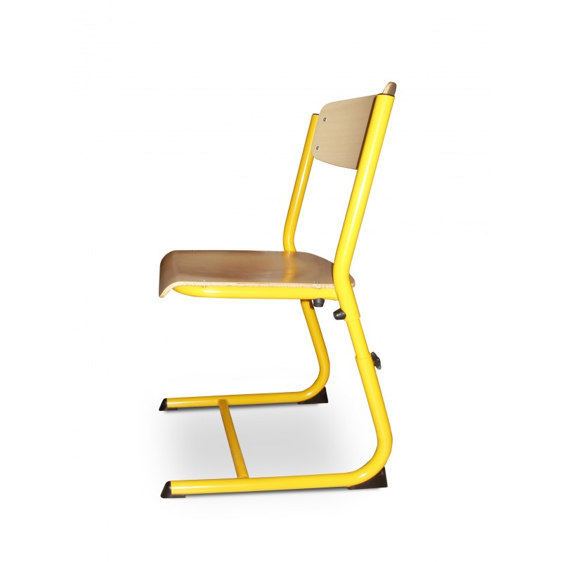 chaise scolaire r glable en hauteur mobilier scolaire. Black Bedroom Furniture Sets. Home Design Ideas