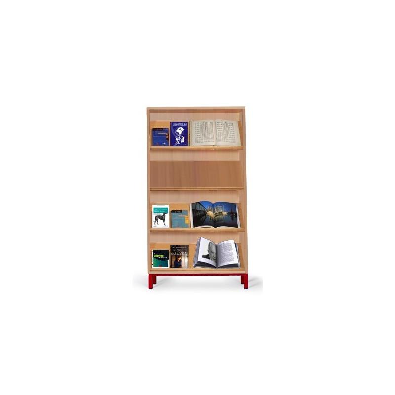 pr sentoir livre pour biblioth que pr sentoir livre pour cole en m lamin. Black Bedroom Furniture Sets. Home Design Ideas