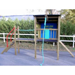 Visuel de l'élément pour aire de jeux Cabane du pêcheur