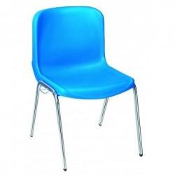 Visuel de la chaise empilable Milan