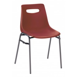 Chaise à coque Campus