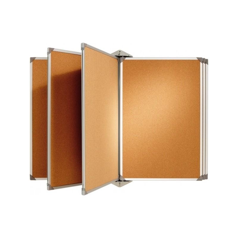 tableau d 39 affichage pivotant tableau en li ge dmc direct. Black Bedroom Furniture Sets. Home Design Ideas