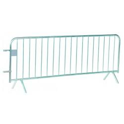 Barrière de foule (18 barreaux)