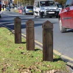 Borne urbaine Wood