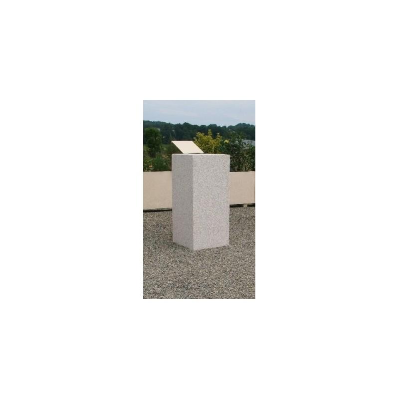 mobilier urbain poubelle ext rieure en b ton dmc direct. Black Bedroom Furniture Sets. Home Design Ideas
