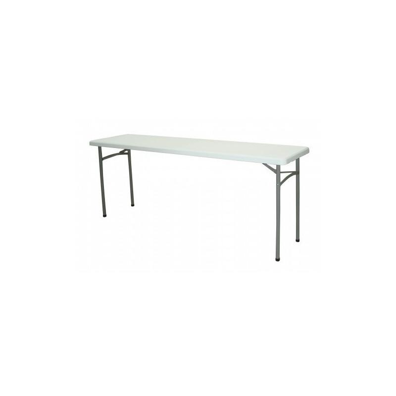 table comptoir pliante en polypro table comptoir pliante hauteur 89 cm ou 75 cm dmc direct. Black Bedroom Furniture Sets. Home Design Ideas
