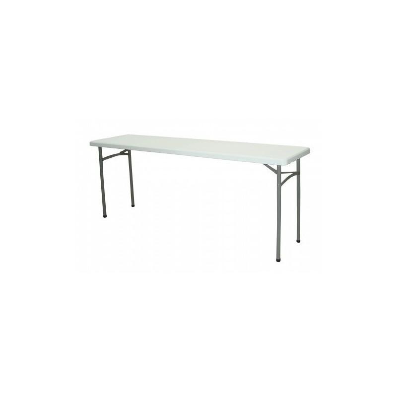 Table comptoir pliante en polypro table comptoir pliante hauteur 89 cm ou 75 - Table pliante collectivite ...