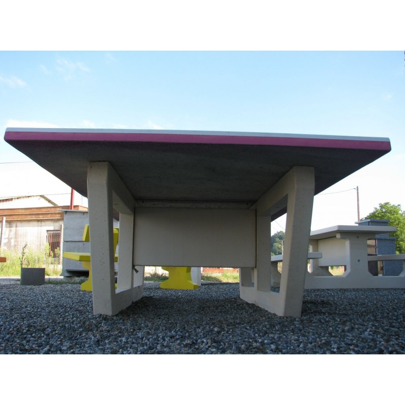 Table de ping pong beton table ping pong exterieur table de ping pong exterieur en beton sur - Table ping pong exterieur beton ...