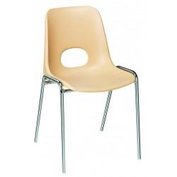 Visuel de la chaise de collectivité Sophie