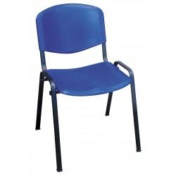 Visuel de la chaise de collectivité Comfort en polypro