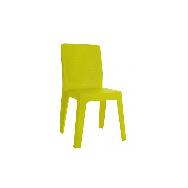Chaise empilable en plastique chaise de collectivit s dmc direct for Chaise empilable plastique