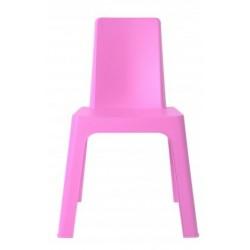 Chaise en plastique pour enfants Luna