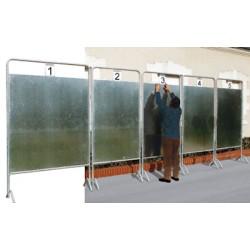 Visuel des panneaux d'affichage pour élections