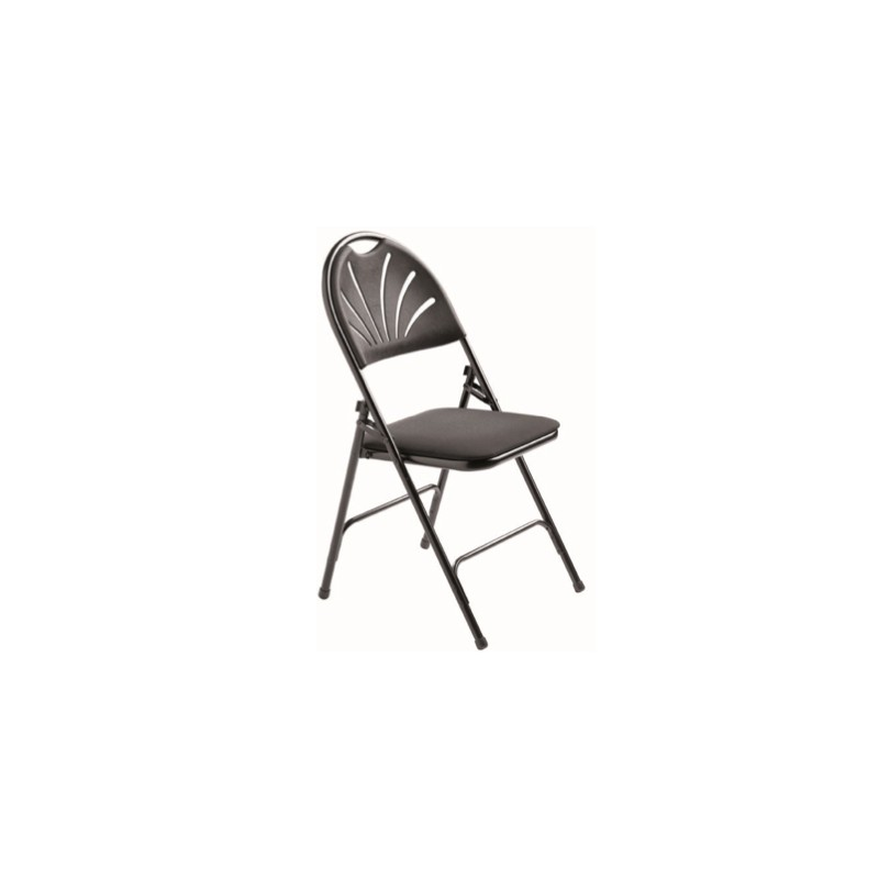 chaise de collectivit s pliante en vinyle dmc direct. Black Bedroom Furniture Sets. Home Design Ideas