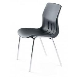 Chaise à coque Kaline