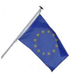 Pavillon Européen à hisser sur un mât