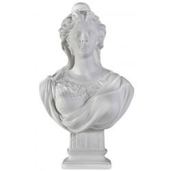 Buste de Marianne républicaine Doriot H 45 cm
