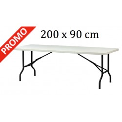 table pliante en polypro en promotion dmc direct
