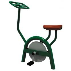 Visuel de l'élément pour aire de jeux et parcours santé Vélo elliptique