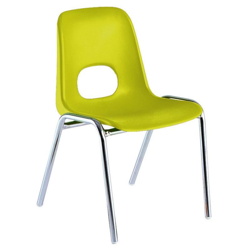 chaise empilable pour enfants en collectivité
