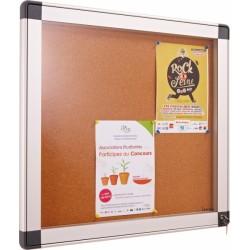 vitrine d'affichage intérieur pour collectivités dmc direct