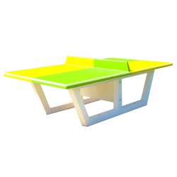 Table de ping pong d 39 ext rieur pour collectivit table de - Table de ping pong exterieur pour collectivite ...
