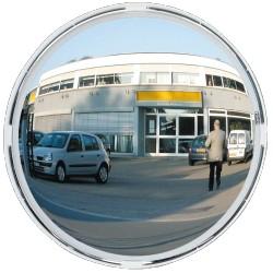 Visuel du miroir de sécurité multi-usages rond