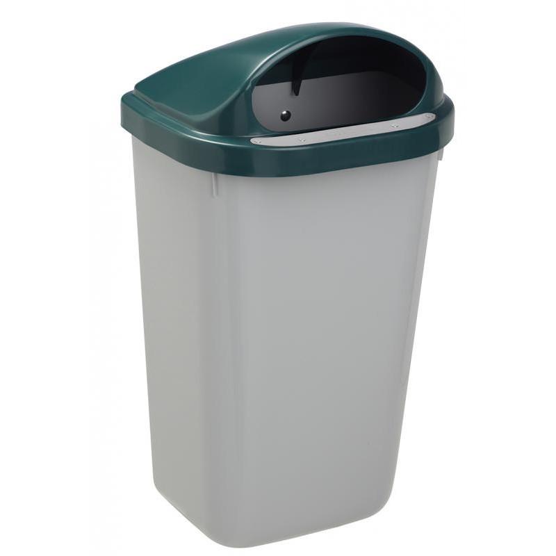 Visuel de la poubelle publique en plastique Xerios