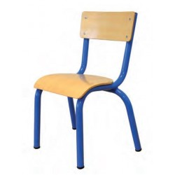 Chaise maternelle 4 pieds Louise - DMC Direct