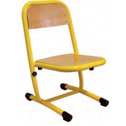 Chaise pour maternelle empilable Rosalie - DMC Direct